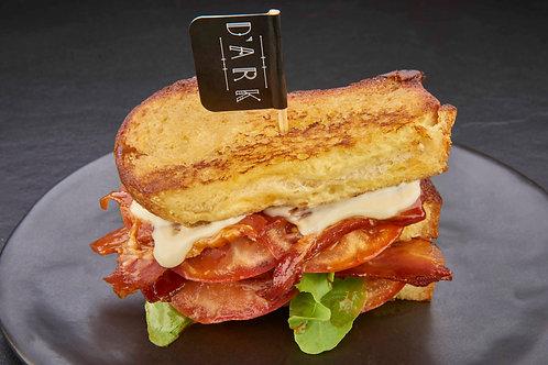 Bacon Lettuce Tomato Sandwich (BLT)
