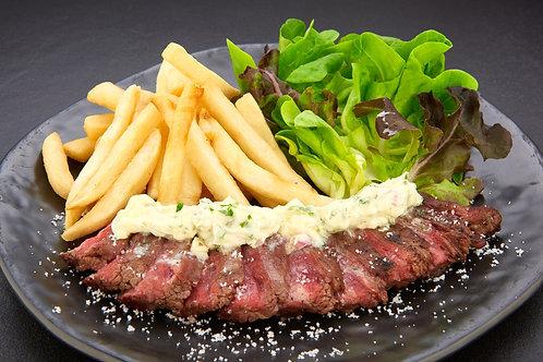 Beef Steak & Fries