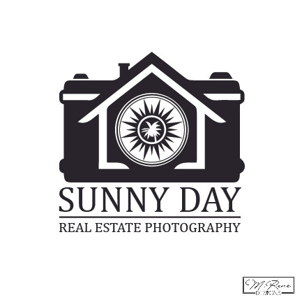 Sunny Day Real Estate Photography_Logo O