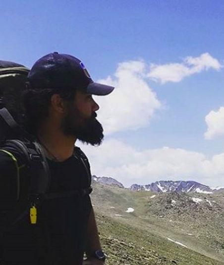 Andy hartman director New Treks colorado adventure guide outdoor