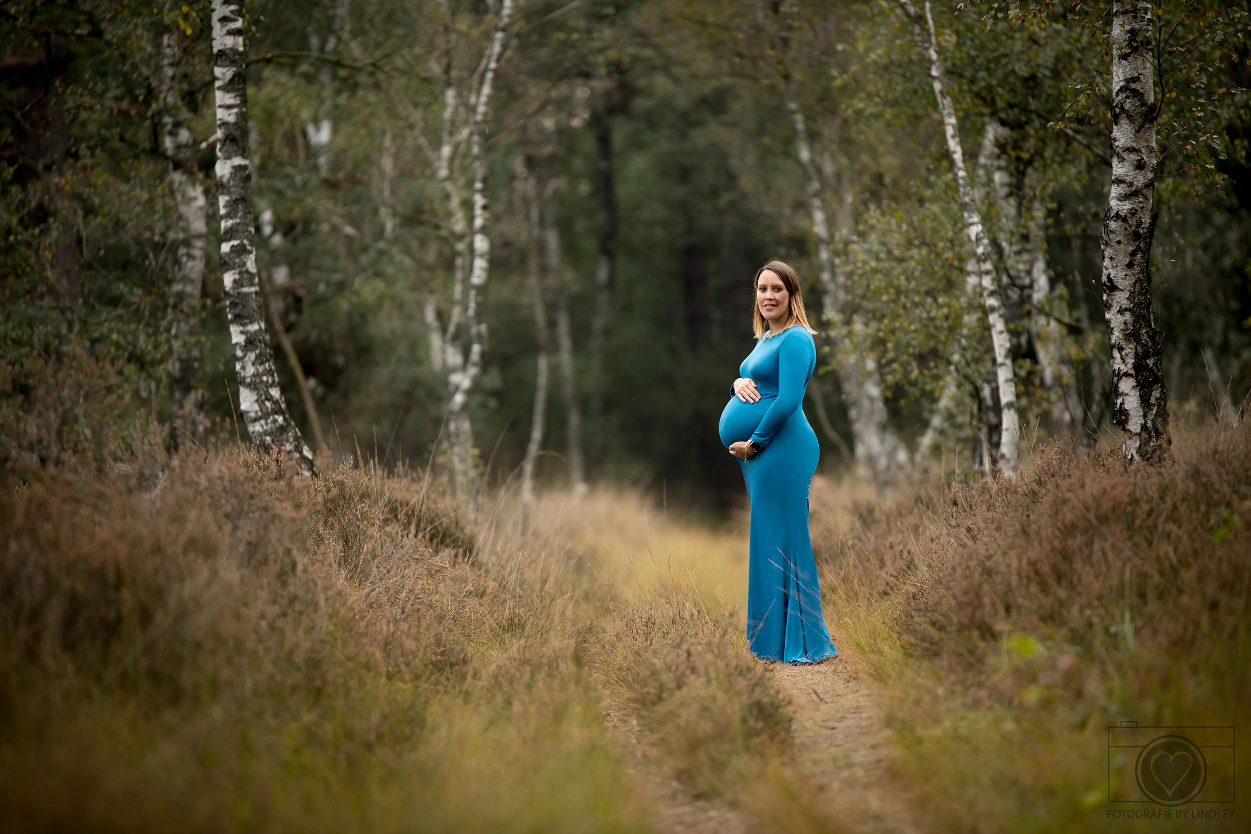 zwangerschapsfotografie by Lindsey