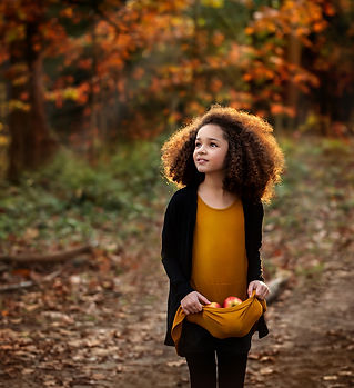 herfst shoot by Lindsey