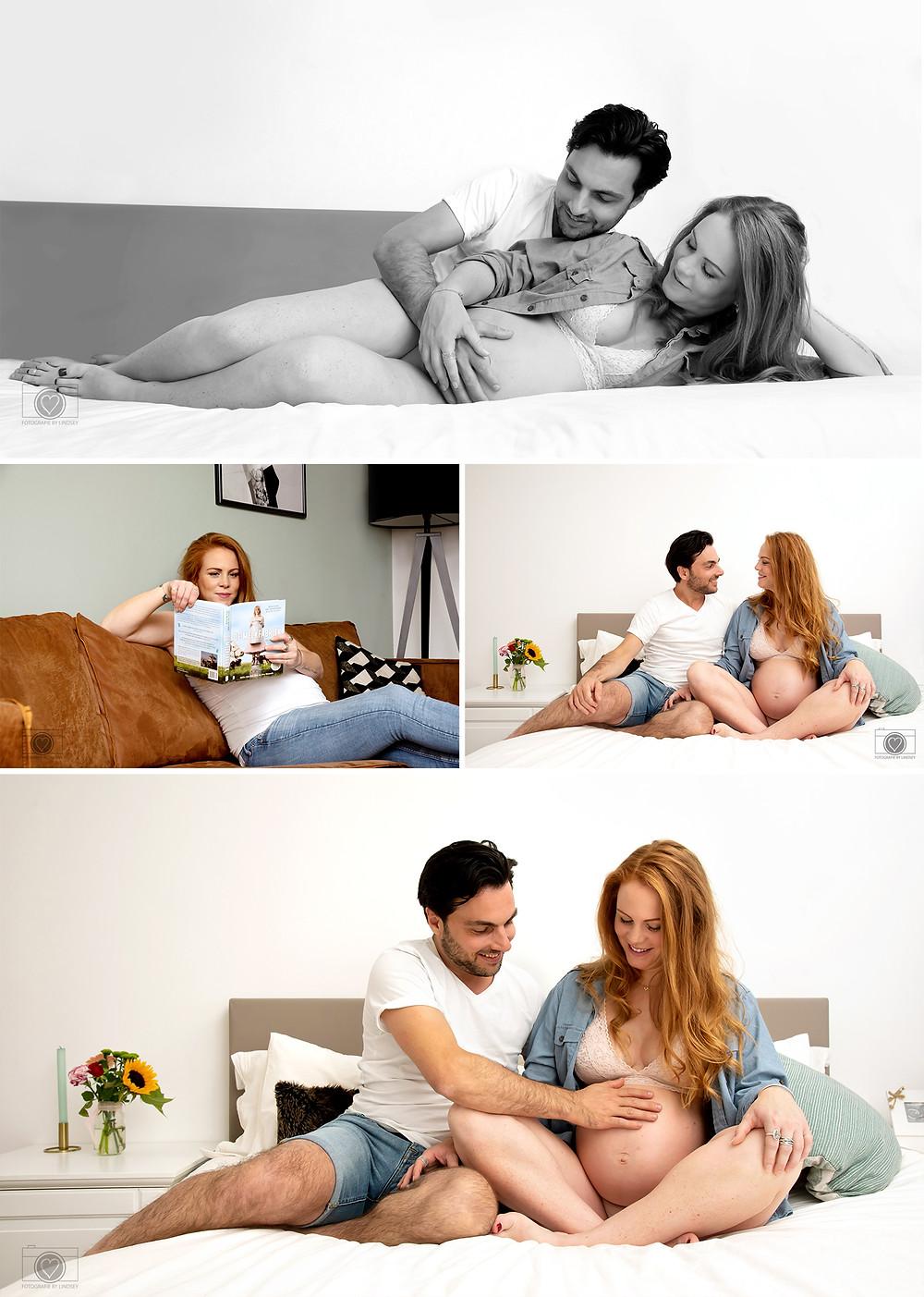 zwangerschapsshoot lifestyle