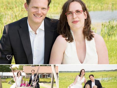 Loveshoot / trouwfotografie Hoogerheide