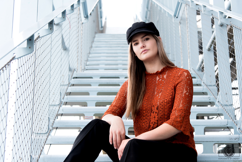portret fotografie  by Lindsey