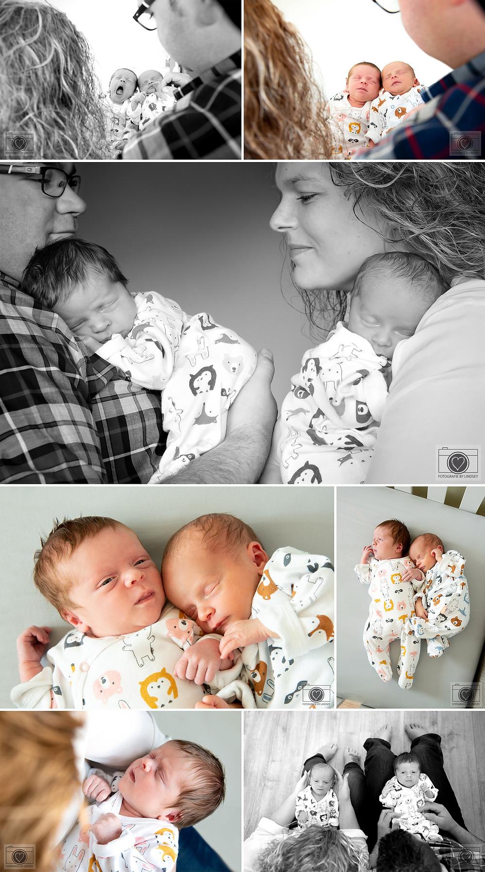 newborn lifestyle fotoshoot Bergen op Zoom