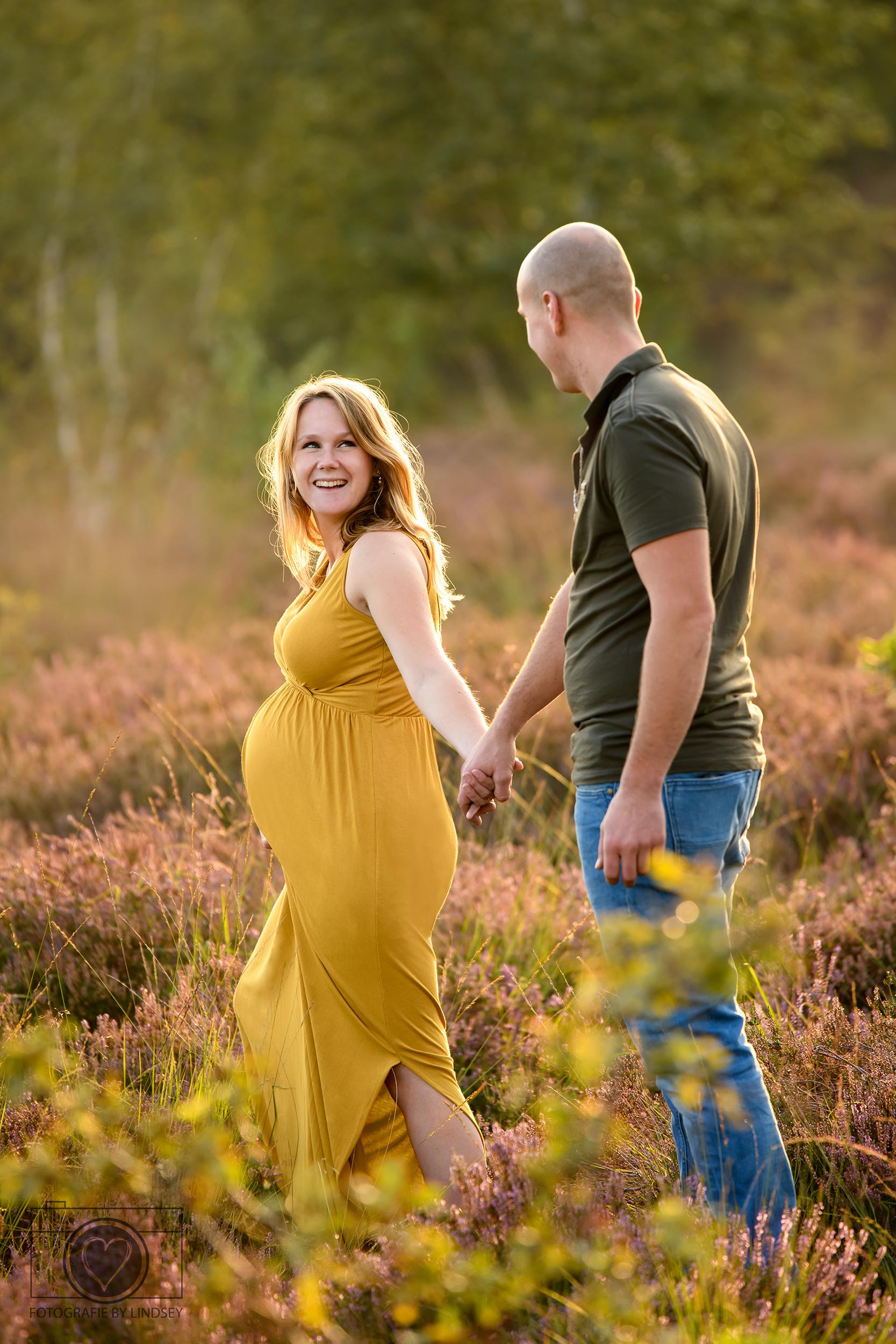 zwangerschapsshoot by Lindsey