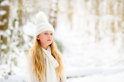 winter shoot by Lindsey