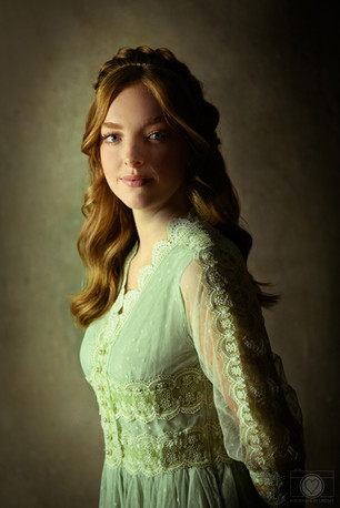 fine art portret by Lindsey