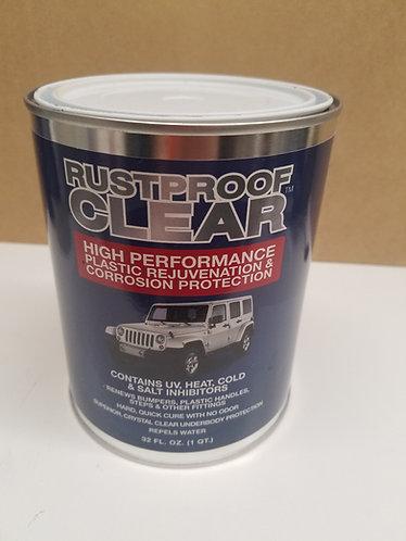 Rustproof Clear Liquid