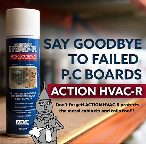 Action Clear HVAC-R Aerosol