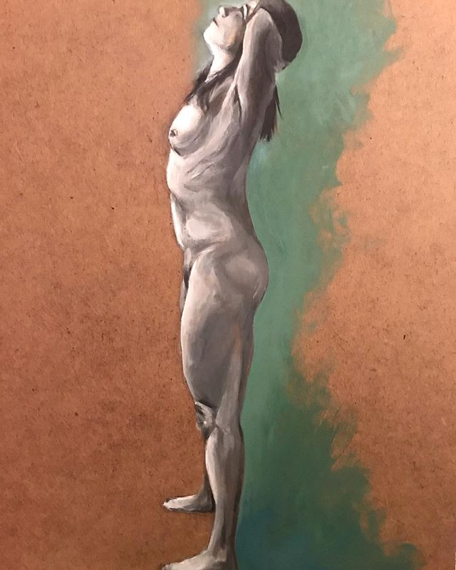 Nude (Acrilico)