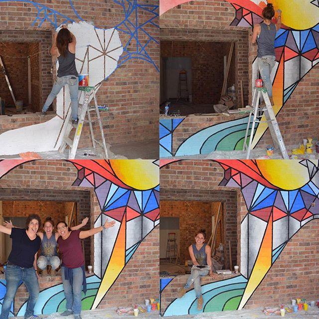 La Excusa (Mural, CDMX)