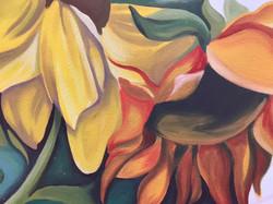 Close ups (Mural, 2020)