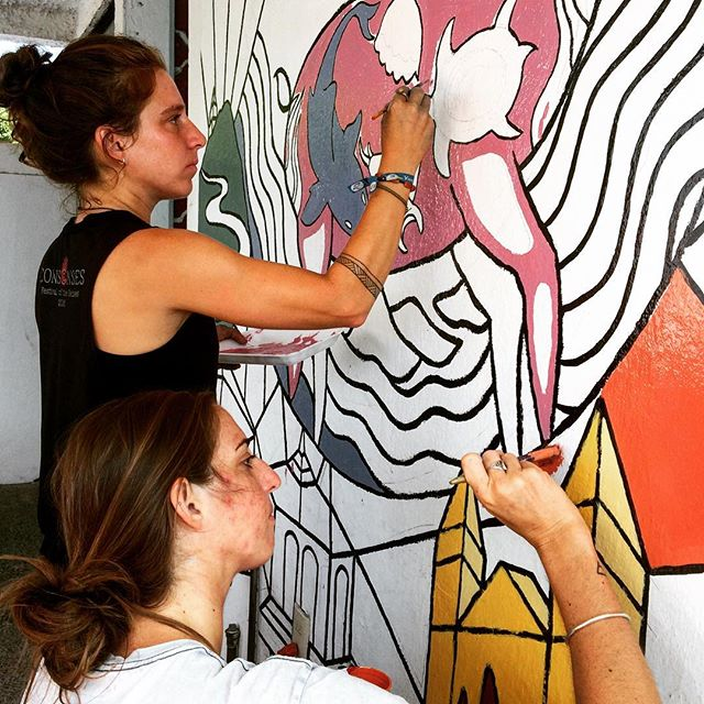 Venado (Mural, Mazatlan, MX)