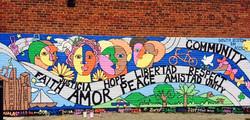 South Boston Community Mural
