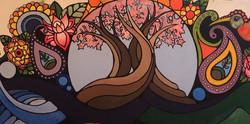 Tree of life (Mural, Oaxaca, MX)
