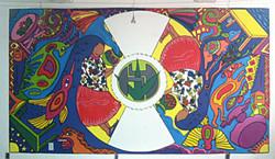 Construyendo Mujeres (Mural, CDMX)