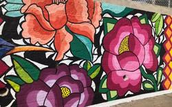 Mural close ups