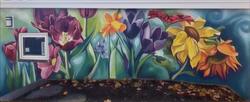 Always Blooming (Mural, Boston 2020)