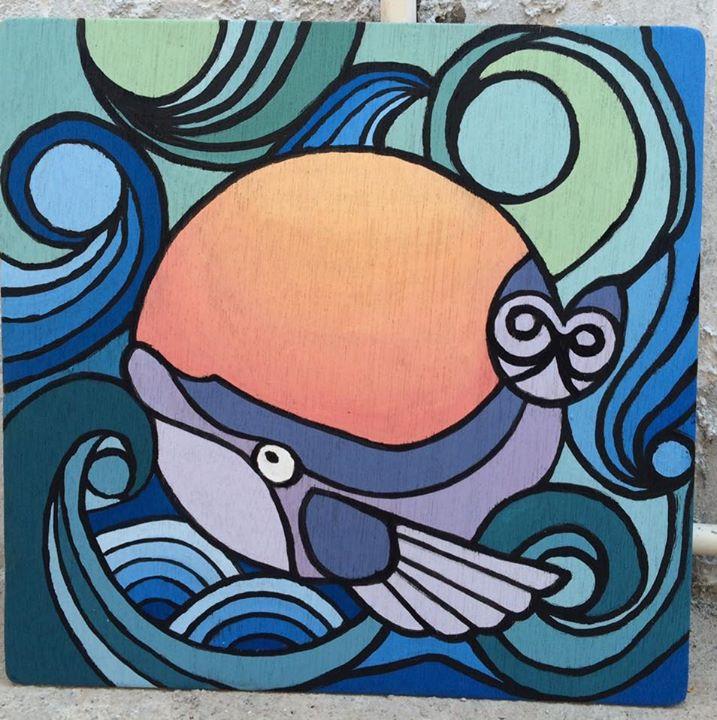 Whale (Acrylic)
