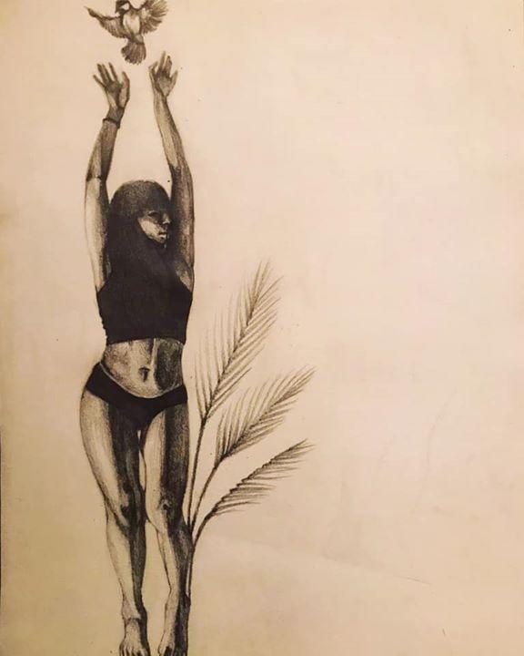 Fly, dibujo