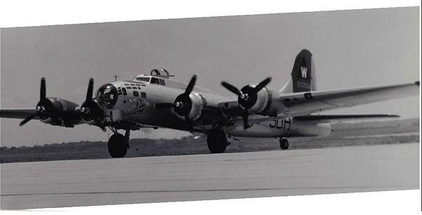 WW2 Airplane; World War Two Airplan; WWII