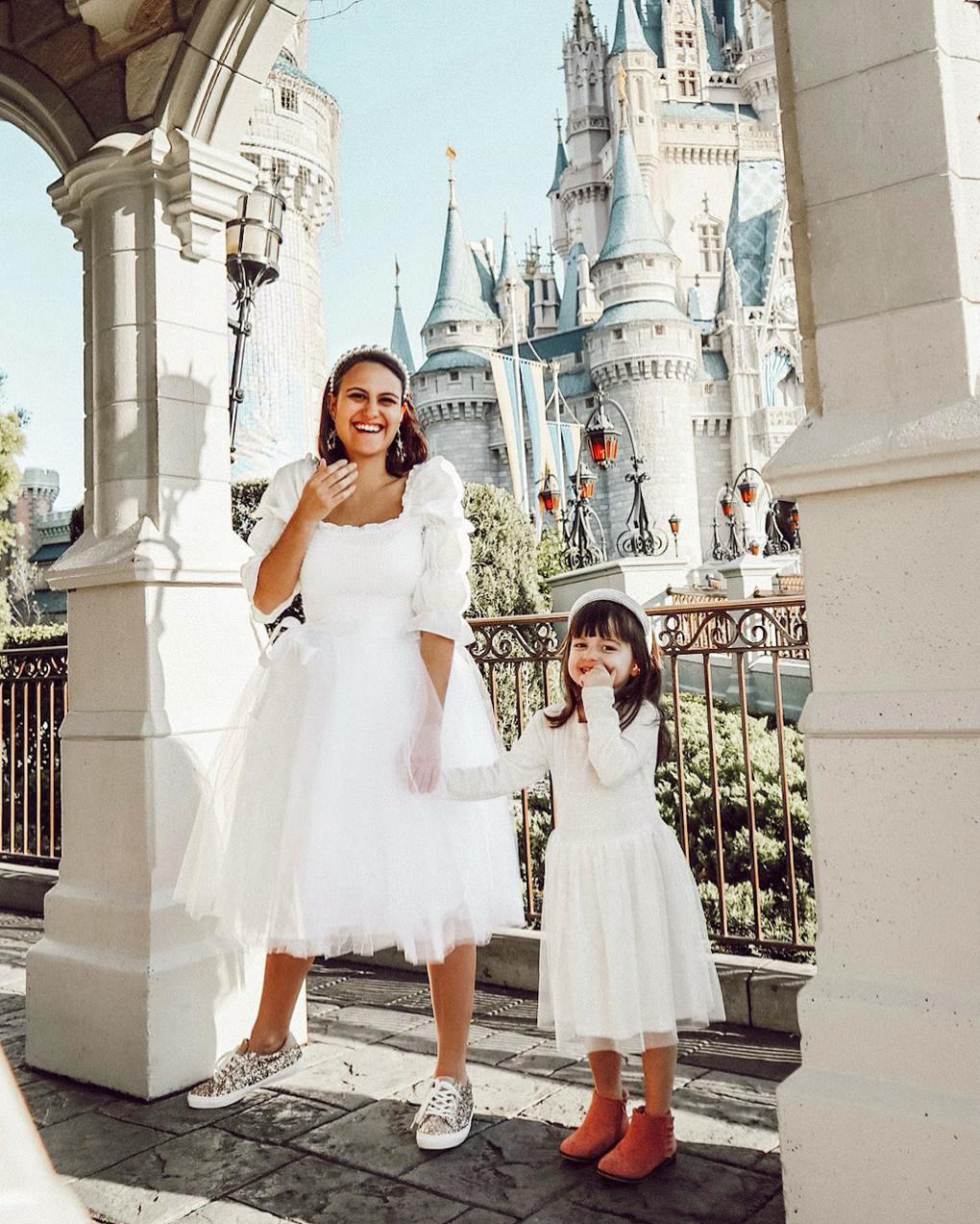 Disney World at Orlando World Center Marriott for Tom's 30th