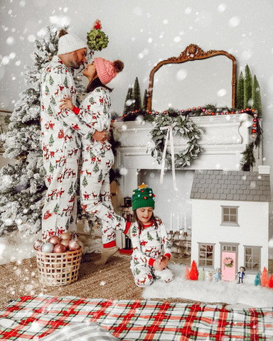 Starting Christmas with Pottery Barn Kids