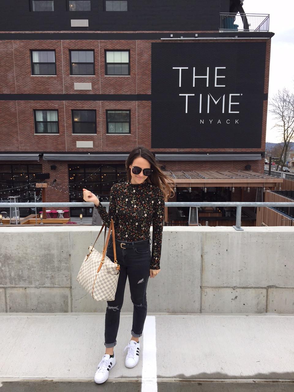 THE TIME Nyack, NY