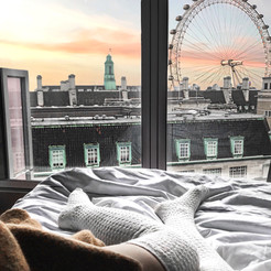 Our Stay at Park Plaza London