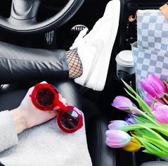 Shop My Look: Sunnies + Sneaks