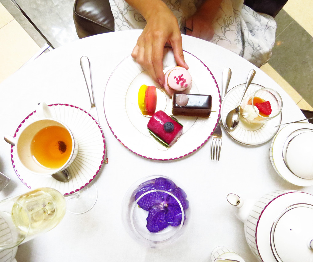 Afternoon Tea at The Corinthia