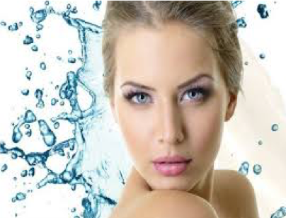 The Importance of Water:     Moisturising Your Skin