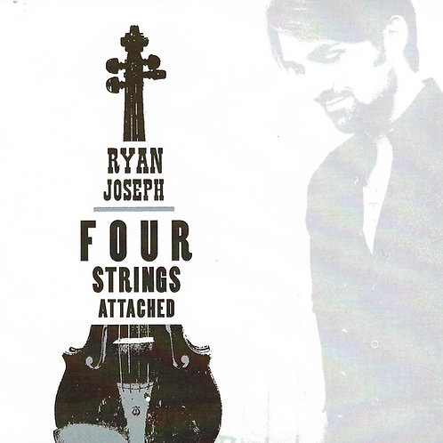 Four Strings Attached Physical CD