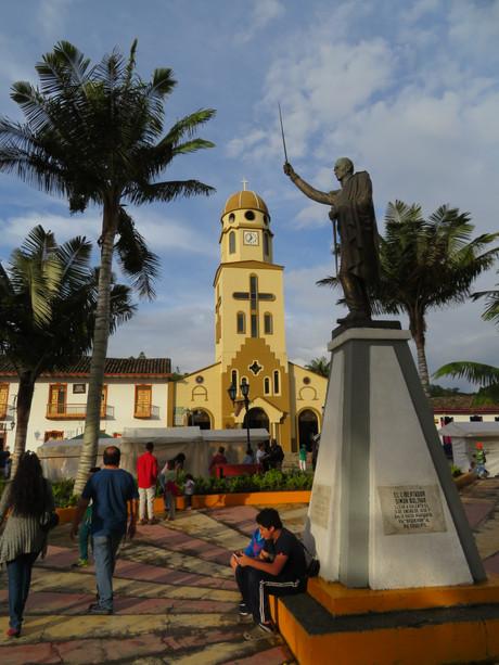 Kolumbia, Salento