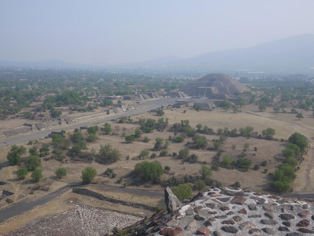 Meksyk, Teotihuacan, Piramida Słońca