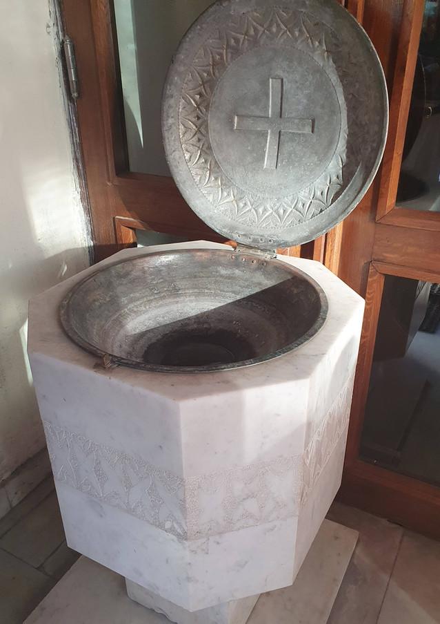 Misa chrzcielna