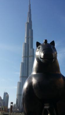 Dubaj, Burj Khalifa, najwysza budowla świata