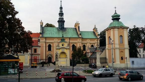 Sandomierz, kościoł św. Michała Archanioła