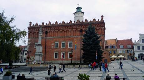 Sandomierz, ratusz