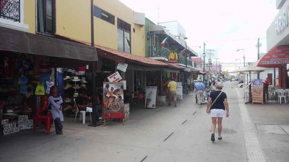 Meksyk, Cozumel