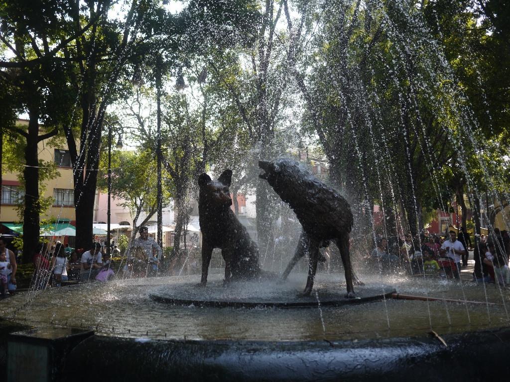Mexico City, Coyoacan