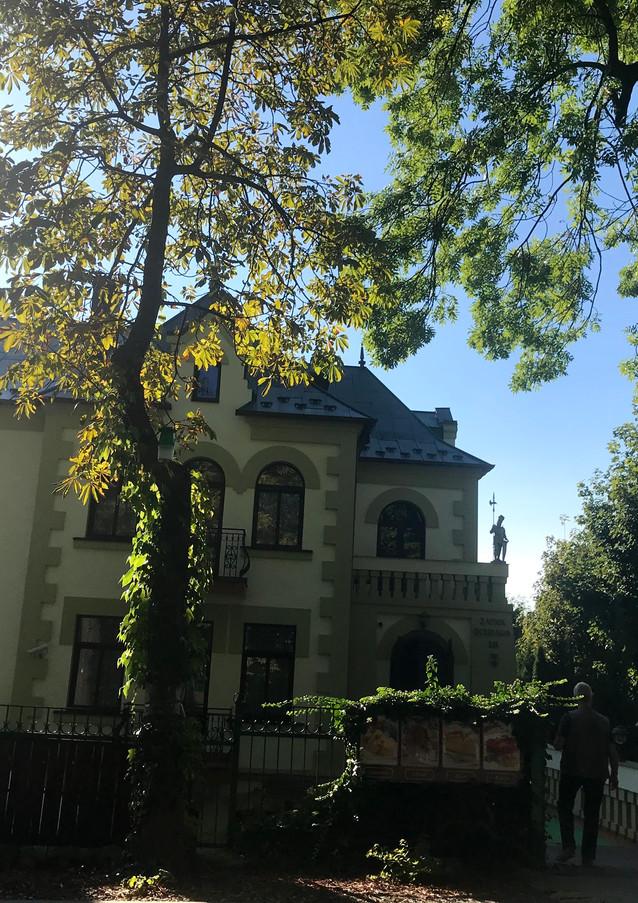 Willa przy ul. Mickiewicza