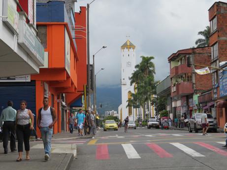 Kolumbia, Pereira
