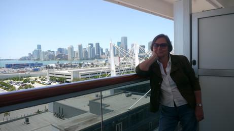 Miami, port