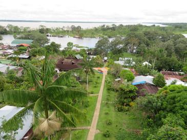 Peru, Puerto Narino
