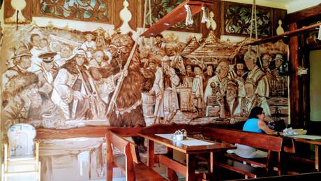 Restauracja w Lutowiskach