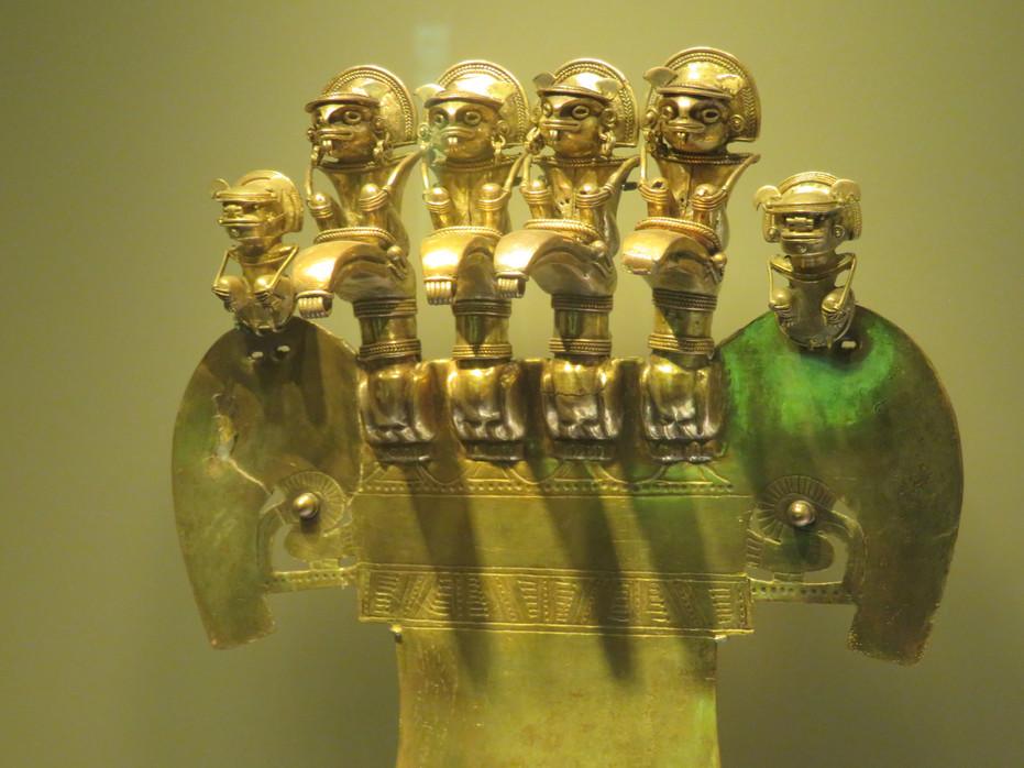 Bogota, Muzeum Złota
