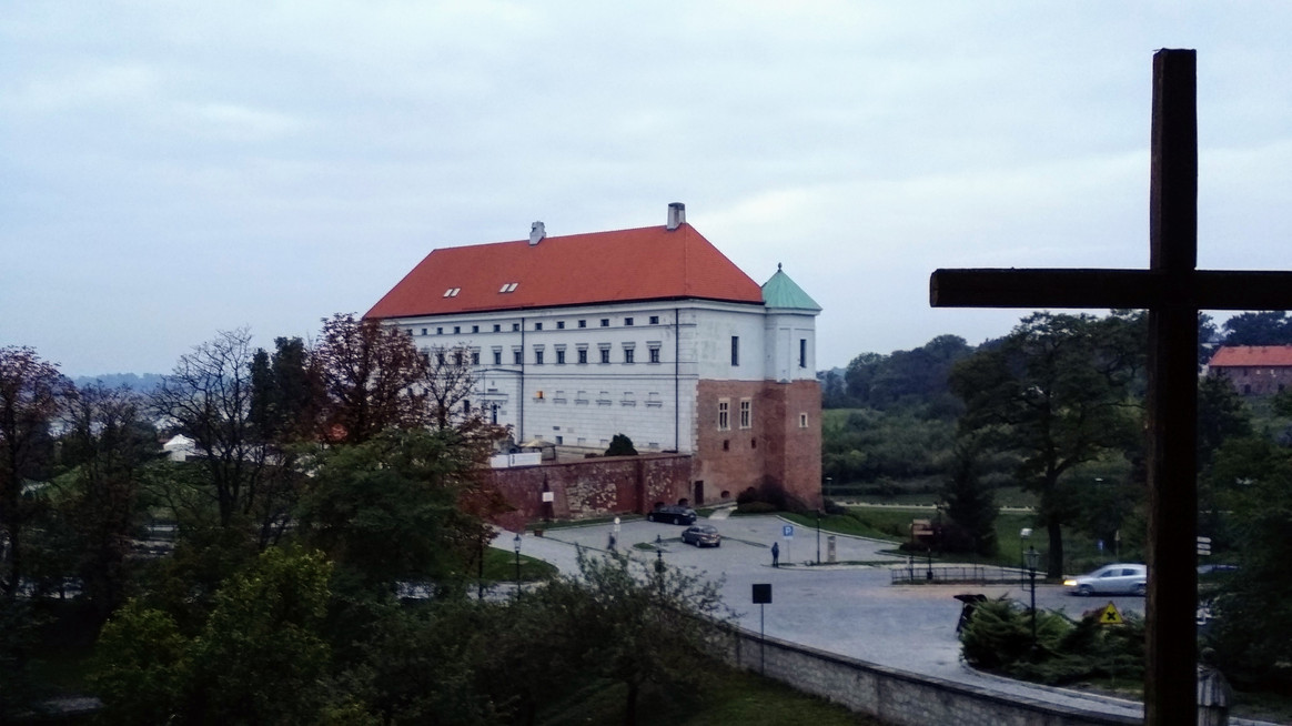 Sandomierz, Zamek Królewski